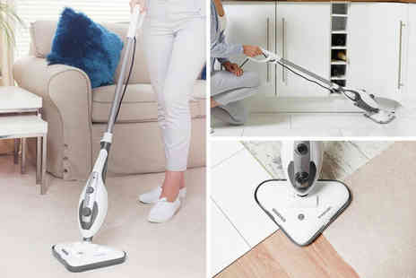 Direct Vacuums - Refurbished Hoover steam mop or Vax steam mop cleaner - Save 71%