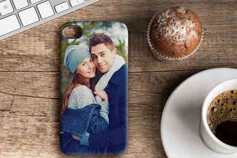 Photo Gifts - Personalised photo phone case, two cases - Save 77%