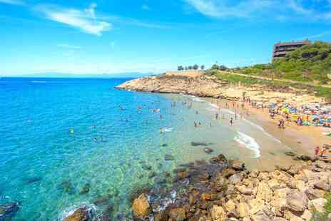 Crystal Travel - Three nights full board Costa Dorada getaway and flights - Save 47%