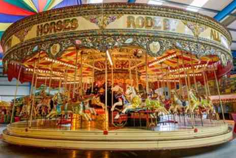 Dingles Fairground Heritage Centre - Entry for Two Adults or Family of Up to Six - Save 41%