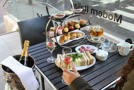 Ambassadors Bloomsbury Hotel - Champagne Afternoon Tea for Two - Save 0%