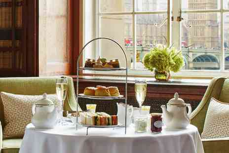 The County Hall Hotel - Free Flowing Bubbles Afternoon Tea for Two - Save 0%