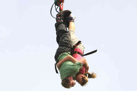 Virgin Experience Days - Tandem Bungee Jump - Save 0%
