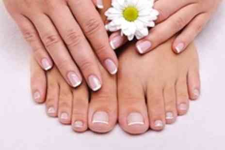 Guise and Dolls - Gel Manicure and Gel Pedicure - Save 50%