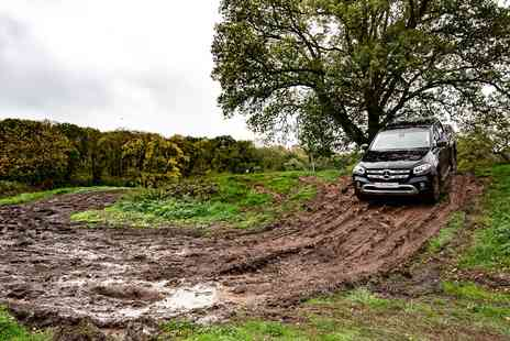 Virgin Experience Days - 30 Minute Junior 4x4 Experience with Off Road Driver - Save 0%