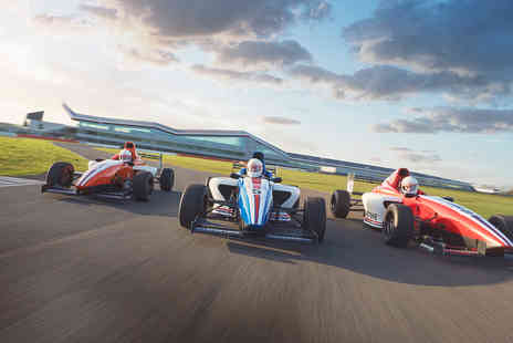 Virgin Experience Days - Formula Silverstone Single Seater Experience For Morning - Save 10%