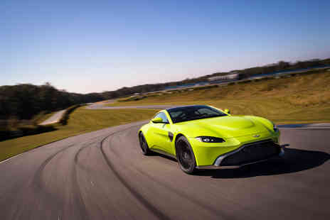 Virgin Experience Days - Silverstone Aston Martin Experience For Morning - Save 10%