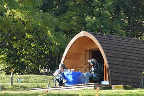 The Quiet Site - Two Nights Glamping Break - Save 0%