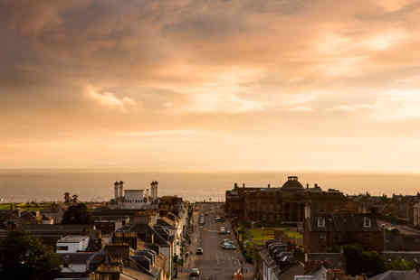 Mercure Ayr Hotel - One Night Break with Dinner for Two - Save 0%