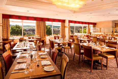 Mercure Inverness Hotel - One Night Break with Dinner for Two - Save 0%