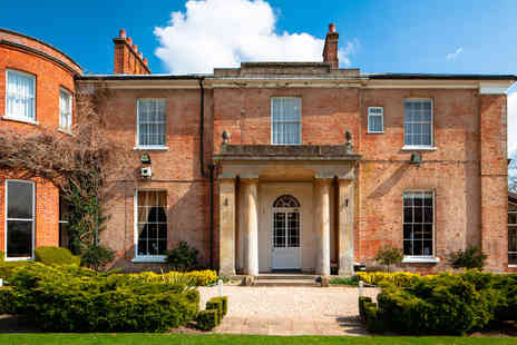 Mercure Newbury Elcot Park Hotel - One Night Break with Dinner for Two - Save 0%