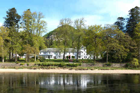 Dunkeld House Hotel - Two Nights Scottish Break for Two - Save 0%