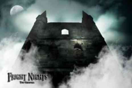 Fright Night - An overnight ghost hunt in a choice of over 170 spooky locations - Save 56%