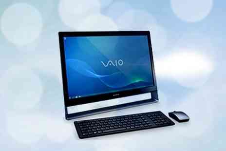 Outlet Zone - Sony Vaio Desktop PC With 4GB RAM, 1TB and 24 Touch Screen - Save 43%