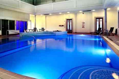 Macdonald Botley Park Hotel & Spa - Luxury Elemis spa day with two treatments each and cream tea - Save 61%