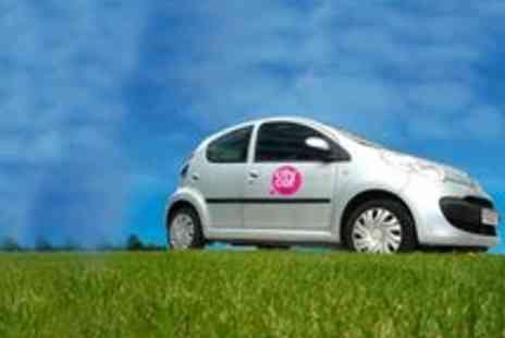 City Car Club - Car Rental for One Year Membership - Save 74%