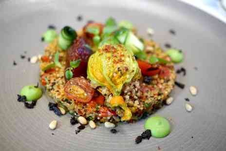 Galvin La Chapelle - Seven Course Vegan Menu Gourmand for Two with Cookbook at Michelin Starred Restaurant - Save 0%