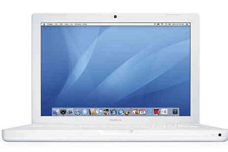 Megamax Marketing - 13 Inch Apple MacBook A1181 With 160GB Hdd And Intel Core Two Duo - Save 71%