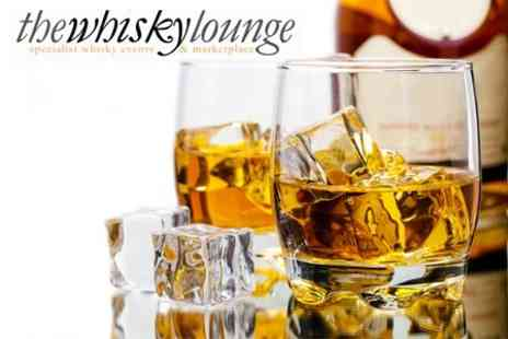 The Whisky Lounge - Ticket For Two People To Brighton Whisky Festival - Save 63%