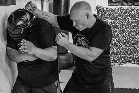 Cross Krav Maga Haywards Heath - Cross Krav Maga Trial Class - Save 0%