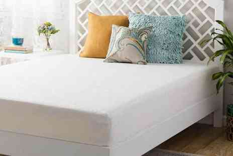 Trusleep - Cool Breeze memory foam mattress choose from six sizes - Save 83%