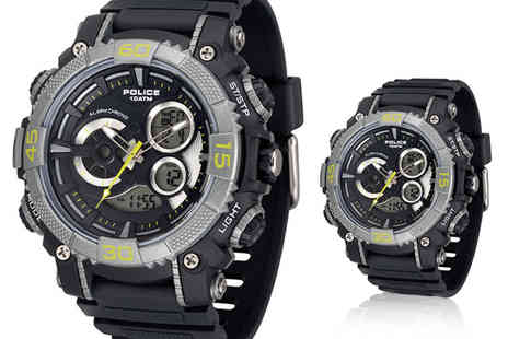 Brand Arena - Police Voltage mens watch - Save 61%