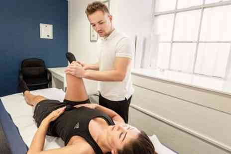 Health by Science - 45 Minute Physiotherapy Consultation with Optional Massage - Save 50%