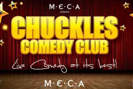Chuckles Comedy Club - One or two entry tickets to Chuckles Comedy Club on 31 January To 28 March - Save 24%