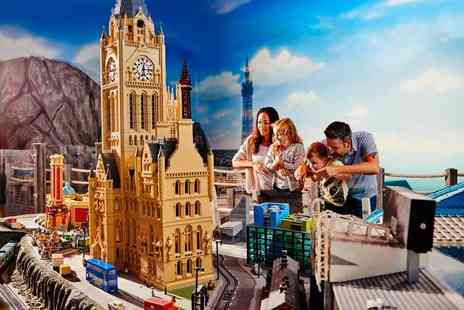 Legoland Discovery Centre - One adult, child or concessions entry ticket - Save 70%