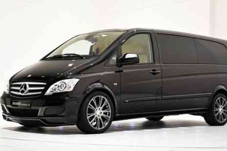 Europe Shuttle - Arrival Private Transfer Moscow Train Station to Moscow City by Luxury Van - Save 0%