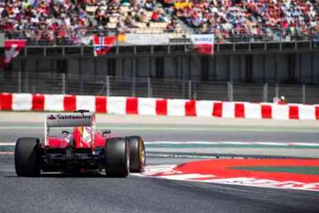 EUROPLAYAS - F1 Spanish Grand Prix Up to 5 Nights Stay with Breakfast, Dinner and F1 Race Tickets with Option for Transfers - Save 0%