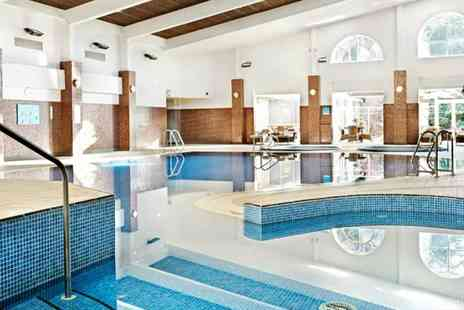 The Belfry - Luxurious Warwickshire spa day and afternoon tea - Save 0%
