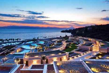 Broadway Travel - Five Star Halkidiki holiday with flights and breakfast - Save 0%