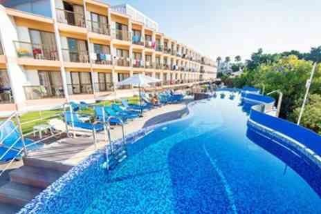 Broadway Travel - Four Star tar All inclusive Cyprus beach holiday with flights - Save 0%