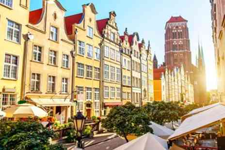 Broadway Travel - Deluxe Three nights Gdansk city break with flights - Save 0%