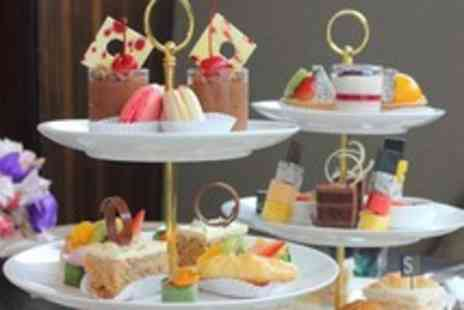 Autograph Bistro - Afternoon tea for 2 including a glass of bubbly each - Save 51%