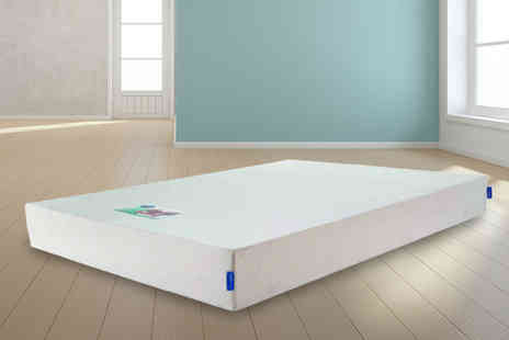 TruSleep - Ortho CoolZone memory foam mattress choose from six sizes - Save 83%