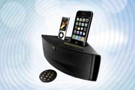 Outlet Zone - Altec Lansing Octiv Duo M202 Docking Speaker for iPod or iPhone - Save 50%