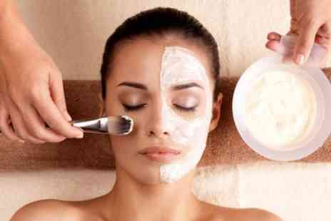 Herbal Lounge - 75 Minute Facial with Massage or 60 Minute Swedish Massage with Facial - Save 56%