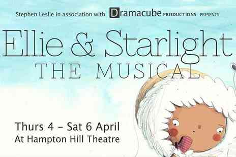 Dramacube Productions - Super Early Bird Tickets Ellie and Starlight - Save 52%