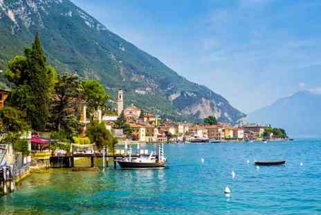 Weekender Breaks - Two nights Lake Garda getaway with breakfast and return flights - Save 48%