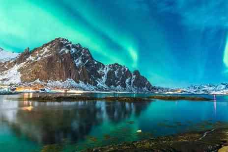 Weekender Breaks - Two nights Iceland mini break with a Northern Lights tour and return flights - Save 37%