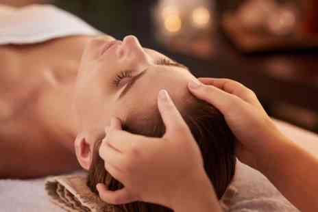 Moona Beauty Salon - Choice of Facial and Back, Neck and Shoulder Massage - Save 53%