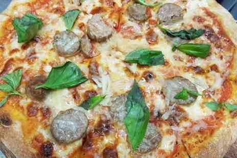 Isola Sarda - Pizza or Pasta for Two or Four - Save 54%