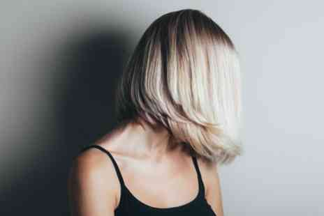 A&S Beauty - Wash, Cut and Blow Dry with Conditioning Treatment or Full Head Colour - Save 53%