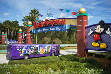 Worldwide Tours and Travel - Seven nights Stay self catered Orlando apartment holiday with return flights - Save 37%