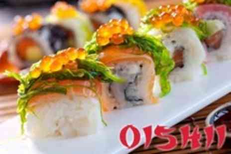Oishii - £8 for £20 Worth of Japanese Cuisine For Two - Save 60%