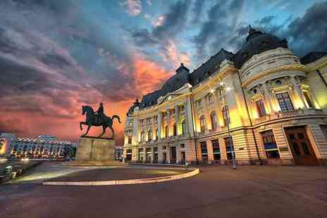 Weekender Breaks - Two nights Bucharest break with breakfast and flights - Save 18%