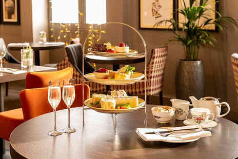 Copthorne Hotel - Traditional afternoon tea for two or include a gin drink each - Save 23%