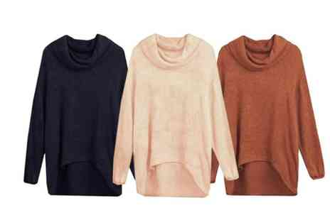 Boni Caro - Ladies jumper available in two styles - Save 88%